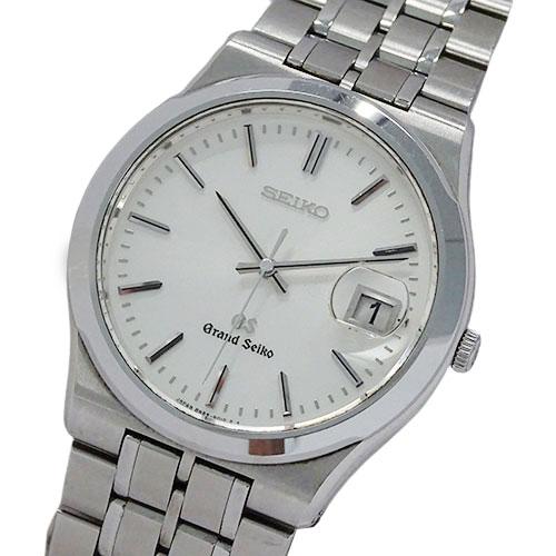 腕時計, メンズ腕時計 68 20:00615 23:59 5OFF GRAND SEKO GS 8N65-9010 SBGG007