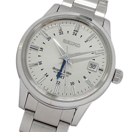 腕時計, メンズ腕時計 68 20:00615 23:59 5OFF GRAND SEIKO GS 9S56-00B0 SBGM007 GMT AT
