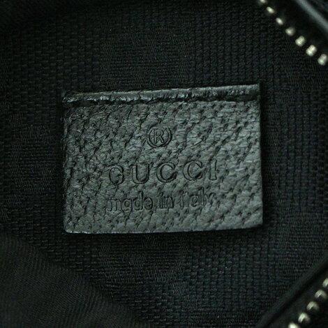 6aa8619b441 BrandCity  Gucci GG canvas waist porch bag 28566