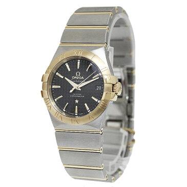 オメガ コンステレーション 自動巻き ユニセックス 腕時計 123.20.35.20.01.002 K18YG【未使用 展示品】