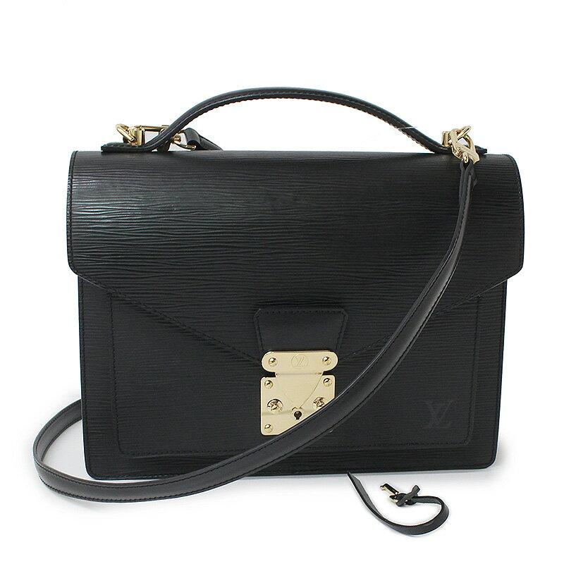 3e27cce01c76 BrandCity: Louis ヴィトンエピモンソー 2WAY bag black black M52122 ...
