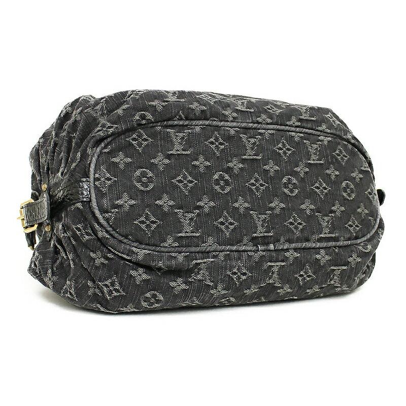 9057c5ef5042 BrandCity  Louis Vuitton monogram denim XS shoulder bag M95608 ...