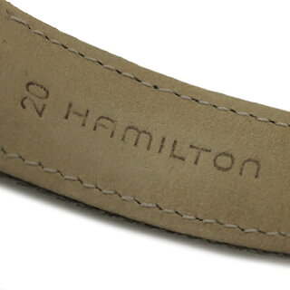 ハミルトンカーキフィールドメカニカルオフィサー腕時計手巻きH69419363【新品・未使用品】