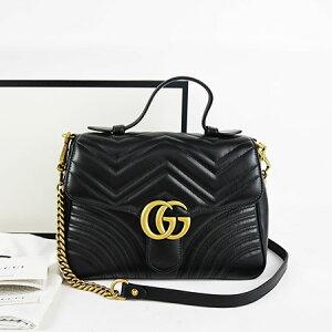 GGマーモント スモール トップハンドルバッグ