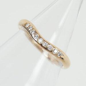 カーブドバンドリング 9Pダイヤモンド