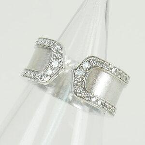 2C フルエッジ ダイヤモンド リング