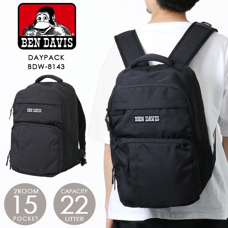男女兼用バッグ, バックパック・リュック BEN DAVIS PC PC MULTI DAYPACK BDW-8143