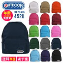 OUTDOOR リュック アウトドア OUTDOOR PRODUCTS リュックサック OD-452 ...