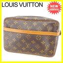 【中古】 ルイヴィトン セカンドバッグ Louis Vuitton P370s