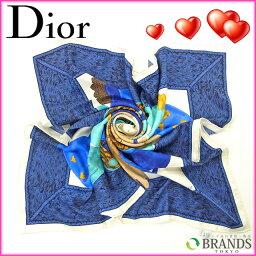 Christian Dior【クリスチャンディオール】 スカーフ  レディース