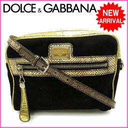 DOLCE&GABBANA【ドルチェアンドガッバーナ】 ショルダーバッグ  レディース