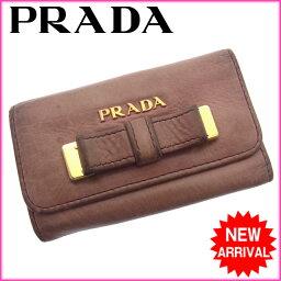 PRADA【プラダ】 キーケース  男女兼用