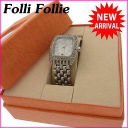 Folli Follie【フォリフォリ】 S922Z1 腕時計  レディース
