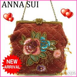 ANNA SUI【アナスイ】 ハンドバッグ  レディース