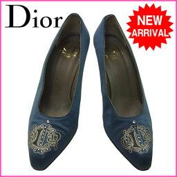 Christian Dior【クリスチャンディオール】 パンプス  レディース