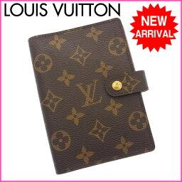 LOUIS VUITTON【ルイ・ヴィトン】 R20005 8011 手帳 /モノグラムキャンバス ユニセックス