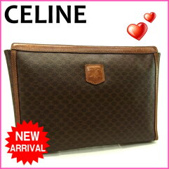CELINE【セリーヌ】 クラッチバッグ  レディース