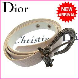 Christian Dior【クリスチャンディオール】 ベルト  レディース