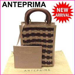 ANTEPRIMA【アンテプリマ】 ハンドバッグ  レディース