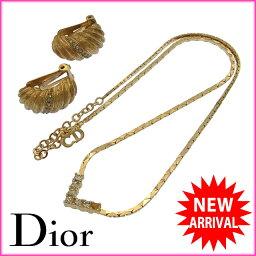 Christian Dior【クリスチャンディオール】 イヤリング  ユニセックス