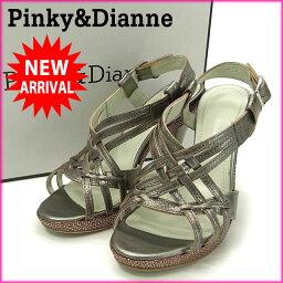 Pinkey & Dianne【ピンキー&ダイアン】 サンダル  レディース
