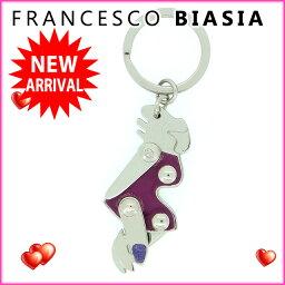 FRANCESCO BIASIA【フランチェスコ・ビアジア】 キーホルダー  男女兼用