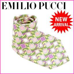 Emilio Pucci【エミリオ・プッチ】 ネクタイ  ユニセックス