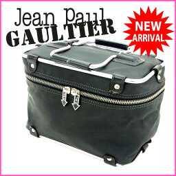 JEAN-PAUL GAULTIER【ジャンポールゴルチエ】 ハンドバッグ  レディース