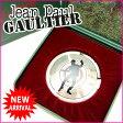 ジャンポール・ゴルチェ Jean Paul Gaultier ライター /レディースメンズ可 UFOライター SBシルエット(男) シルバー メタル (あす楽対応)(奇跡的入荷・未使用品)【中古】 J2215