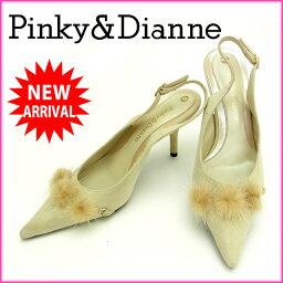 Pinkey & Dianne【ピンキー&ダイアン】 パンプス  レディース