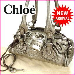 Chloe【クロエ】 ショルダーバッグ  レディース