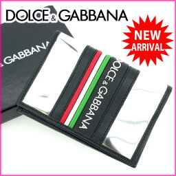 DOLCE&GABBANA【ドルチェアンドガッバーナ】 カードケース  ユニセックス
