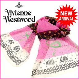 Vivienne Westwood【ヴィヴィアン・ウエストウッド】 スカーフ  レディース
