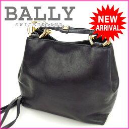BALLY【バリー】 ショルダーバッグ  レディース