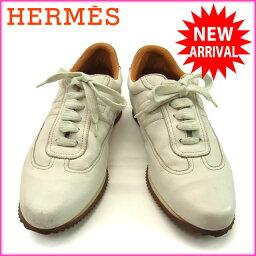HERMES【エルメス】 スニーカー  メンズ