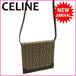 CELINE【セリーヌ】 ショルダーバッグ  レディース