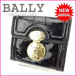 BALLY【バリー】 二つ折り財布(小銭入れあり)  レディース
