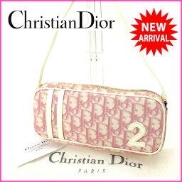 Christian Dior【クリスチャンディオール】 セカンドバッグ  レディース