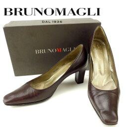 Bruno Magli【ブルーノマリ】 パンプス  レディース