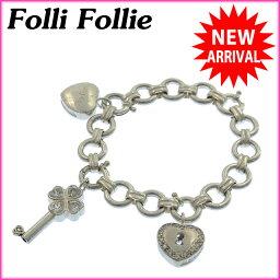 Folli Follie【フォリフォリ】 ブレスレット  レディース