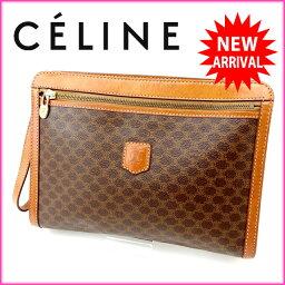 CELINE【セリーヌ】 セカンドバッグ  レディース