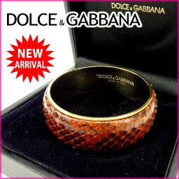 DOLCE&GABBANA【ドルチェアンドガッバーナ】 バングル  レディース