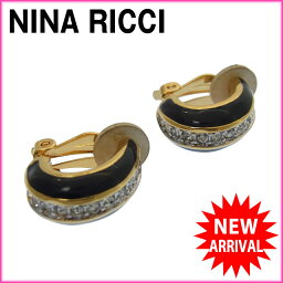 NINA RICCI【ニナリッチ】 イヤリング  レディース