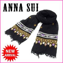 ANNA SUI【アナスイ】 スカーフ  レディース