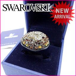 SWAROVSKI【スワロフスキー】 リング・指輪  レディース