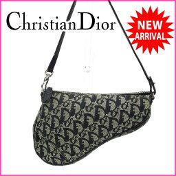 Christian Dior【クリスチャンディオール】 ショルダーバッグ  レディース