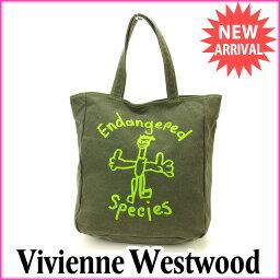 Vivienne Westwood【ヴィヴィアン・ウエストウッド】 トートバッグ  レディース