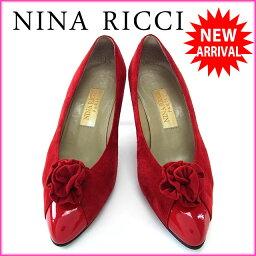 NINA RICCI【ニナリッチ】 パンプス  レディース