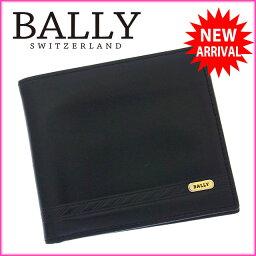 BALLY【バリー】 二つ折り財布(小銭入れあり)  メンズ
