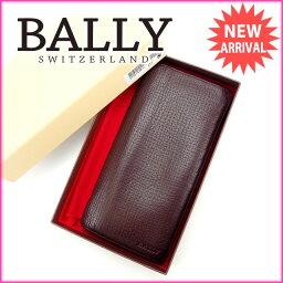 BALLY【バリー】 長財布(小銭入れあり)  レディース